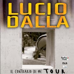 Lucio Dalla Tour Sorrento 2007