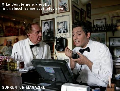 Mike Bongiorno e Fiorello