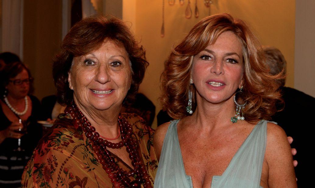 Premio Caruso - Giuliana De Sio con Giuliana Gargiulo