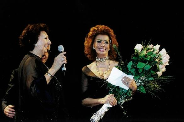 Sophia Loren - Città di Sorrento