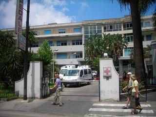 """L'Ospedale Civile di Sorrento """"S. Maria della Misericordia"""""""