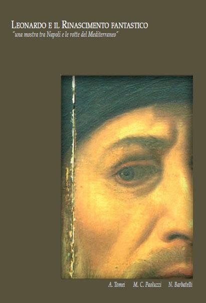 """Locandina della Mostra """"Leonardo e il Rinascimento Fantastico"""""""