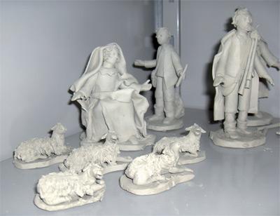 Presepe di Ceramica