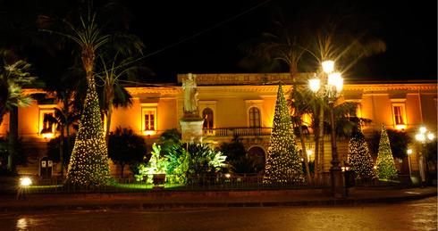 Piazza Sant'Antonino - Natale 2010