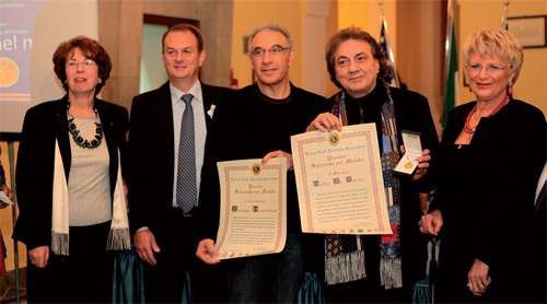 Premio Sorrento nel Mondo 2010