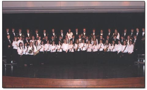 CENTENNIAL HIGH SCHOOL WIND ORCHESTRA