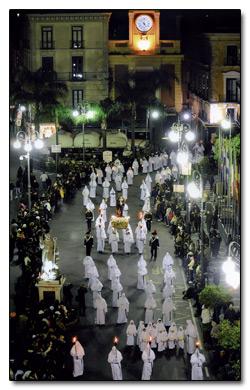 Processione Bianca