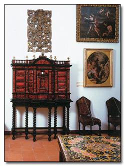 Mobili Museo Correale di Terranova