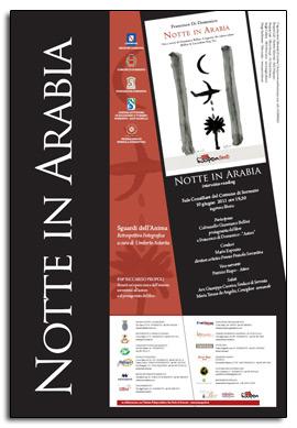 Notte in Arabia