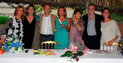 """Passaggio di consegne all'Associazione """"Amiche del Museo Correale"""""""