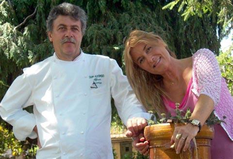 Alfonso e Livia Iaccarino