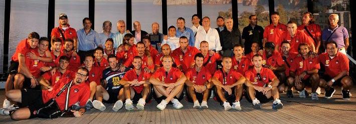 Presentazione Sorrento Calcio