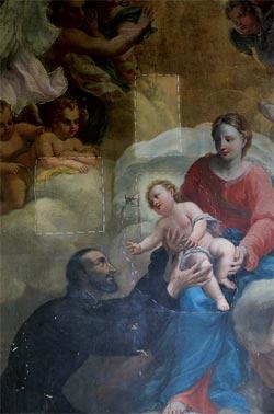 Restauro Sant'Antonino