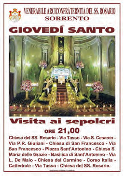 Giovedì Santo 2012