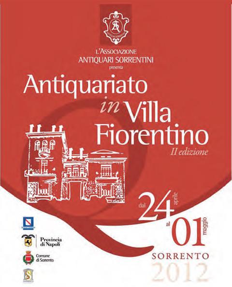 Antiquariato in Villa Fiorentino