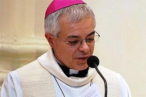 Il Vescovo Francesco Alfano