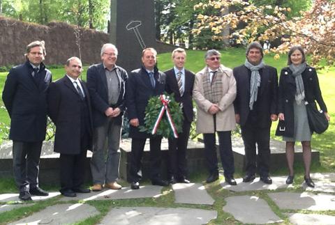 Relazioni internazionali. La Città di Sorrento in Norvegia nel segno di Ibsen
