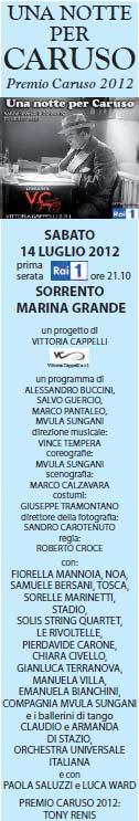 Premio Caruso 2012