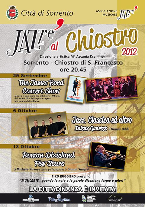 Jazz'è al Chiostro