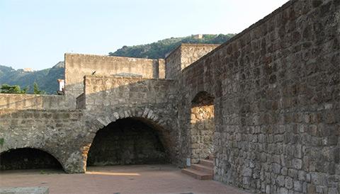 Bastione Parsano