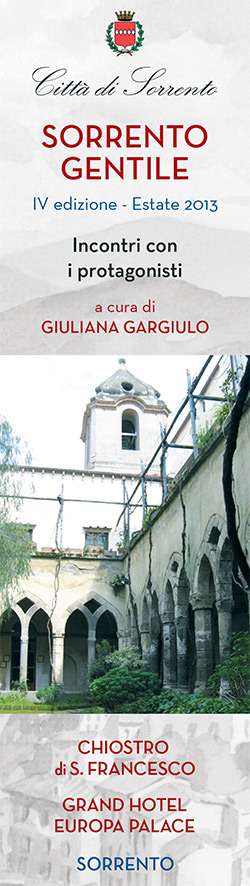 Sorrento Gentile 2013